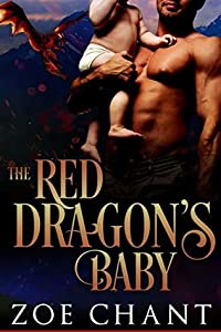 The Red Dragon's Baby (Shifter Dads, #1)