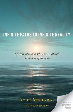 Infinite paths to infinite reality by Ayon Mahar