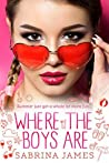 Where the Boys Are (Holiday Romantic Comedies Book 6)