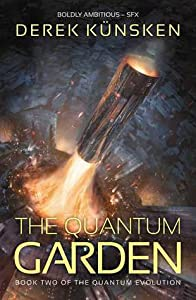 The Quantum Garden (The Quantum Evolution #2)