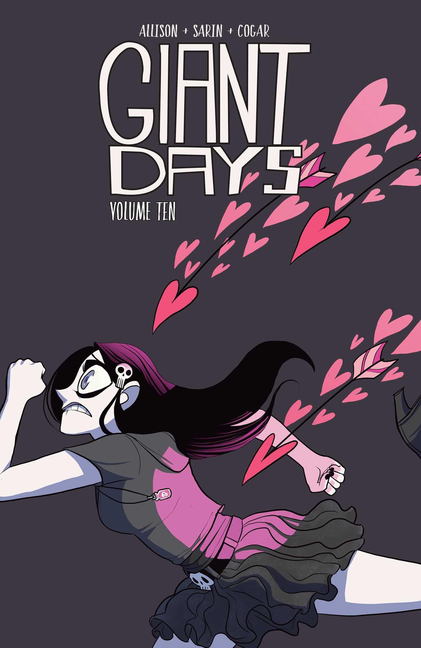 Giant Days, Vol. 10 (Giant Days #10)