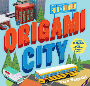Origami Neighborhood by Taro Yaguchi