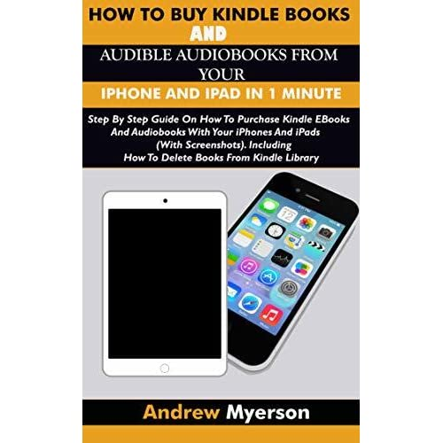 HOW TO BUY KINDLE BOOKS AND AUDIBLE AUDIOBOOKS FROM YOUR