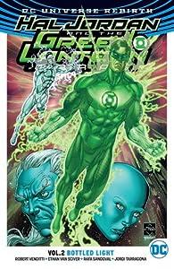Hal Jordan and The Green Lantern Corps, Vol. 2: Bottled Light