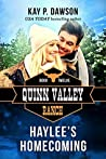 Haylee's Homecoming (Quinn Valley Ranch, #12)