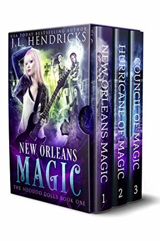The Voodoo Dolls Boxed Set (Books 0-3): An Urban Fantasy Adventure