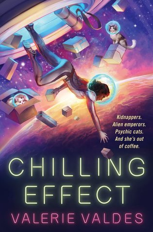 Chilling Effect (Chilling Effect, #1)