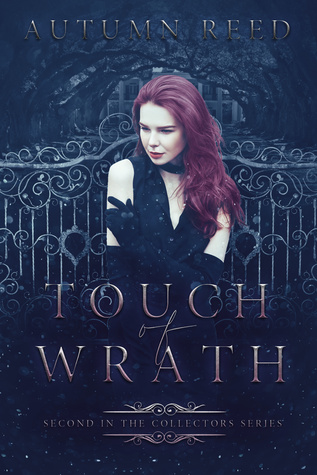 Second Touch (A.D. Chronicles Book 2)