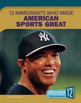 12 Immigrants Who Made American Sports Great