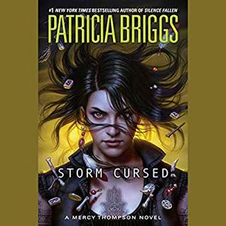 Storm Cursed (Mercy Thompson, #11)