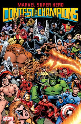 Marvel Super Hero Contest of Champions by Mark Gruenwald