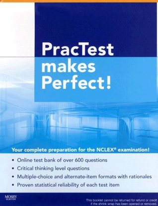 Evolve Practice Test: Practice Questions for Nclex-Rn? Examination
