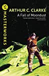 Book cover for A Fall of Moondust