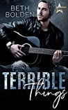 Terrible Things (Star Shadow #1)