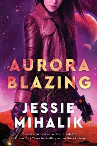 Aurora Blazing (Consortium Rebellion, #2)