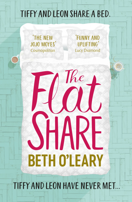 The Flatshare - Beth OLeary