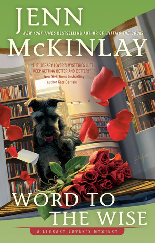 Word to the Wise (Library Lover's Mystery, #10)