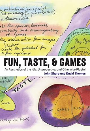 Fun, Taste, & Games: An Aesthetics of the Idle, Unproductive, and Otherwise Playful (Playful Thinking)