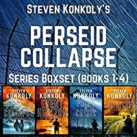 The Perseid Collapse Series Boxset. #1-4