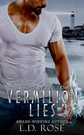 Vermilion Lies by L.D. Rose