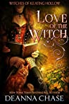 Love of the Witch (Witches of Keating Hollow, #6)