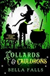 Collards & Cauldrons (Southern Charms Cozy Mystery #5)