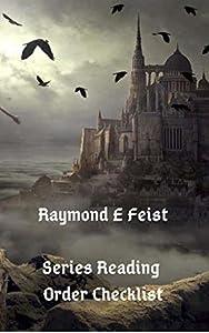 Raymond E Feist Series Reading Order Checklist