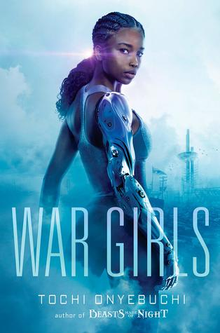 War Girls (War Girls, #1)