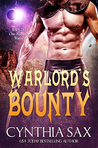 Warlord's Bounty by Cynthia Sax