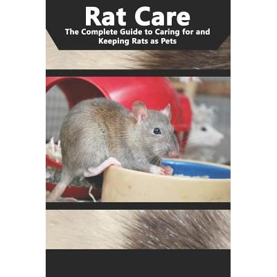 Rat Care: The Complete Guide to Caring for and Keeping Rats as Pets