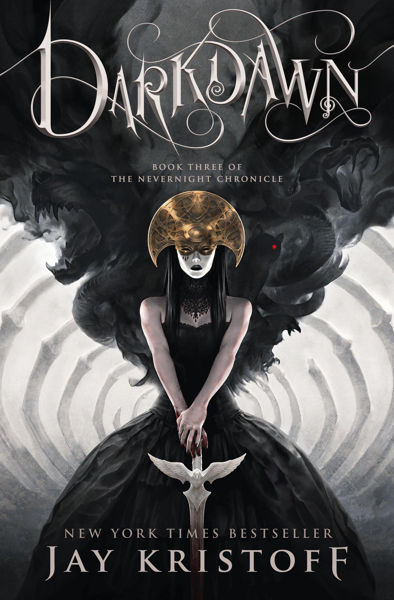 Jay Kristoff - (Nevernight Chronicle 3) Darkdawn