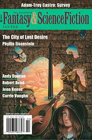 The Magazine of Fantasy & Science Fiction January/February 2019 by C.C. Finlay