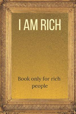 Book for Rich People: This Book Is the Most Wanted Luxury of the World!