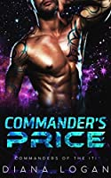 Commander's Price (Commanders of the Iti Book 1)