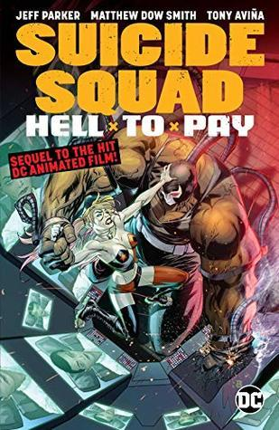 Warner announces Justice League & Suicide Squad: Hell to