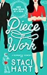 Book cover for Piece of Work (Red Lipstick Coalition, #1)