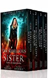 Unstoppable Liv Beaufont Boxed Set One: The Rebellious Sister, The Uncooperative Warrior, The Defiant Magician, The Triumphant Daughter
