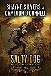 Salty Dog (The Phantom Queen Diaries, #7)