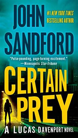 Certain Prey (Lucas Davenport, #10) by John Sandford