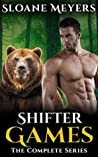 The Shifter Games: The Complete Five Book Series