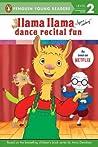 Llama Llama Dance Recital Fun