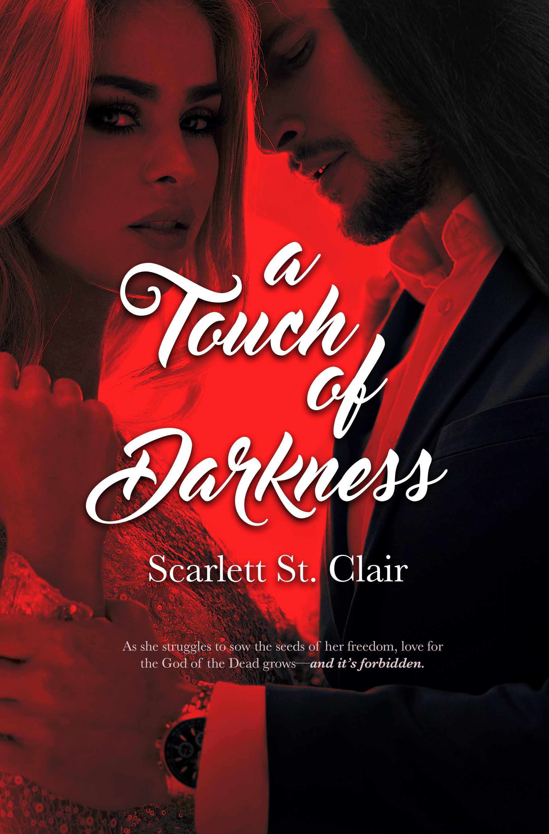 A Touch of Darkness - Scarlett St. Clair
