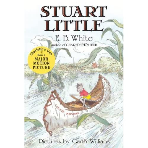 Stuart Little By E B White