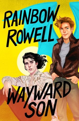 Image result for wayward son