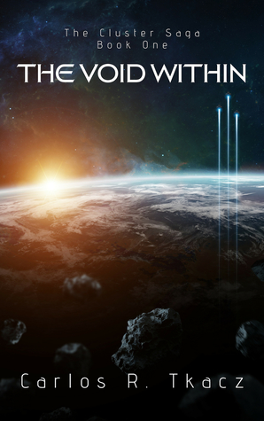 The Void Within (The Cluster Saga #1)