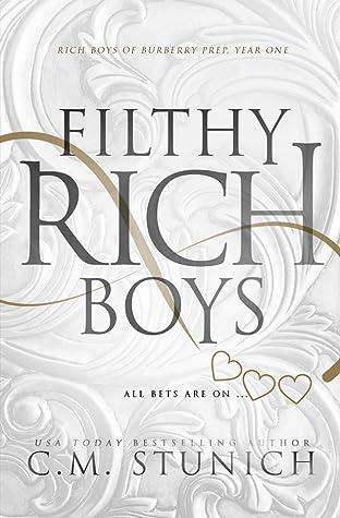 Filthy Rich Boys (Rich Boys of Burberry Prep, #1)