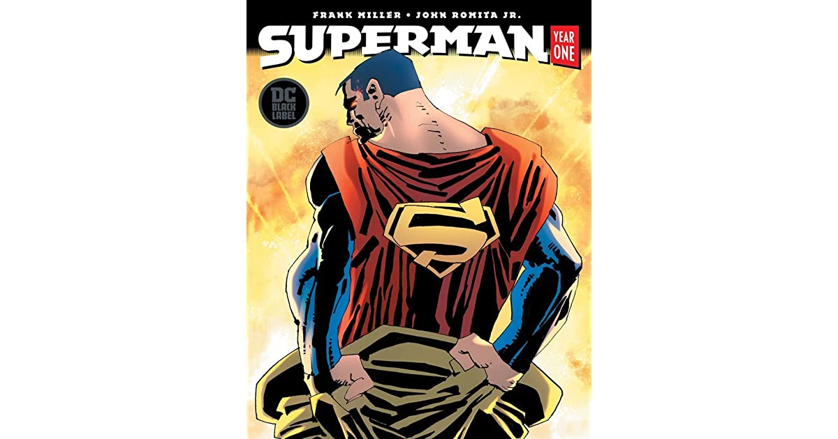 Image result for superman year one book one