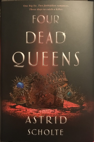 four dead queens cover