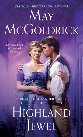 Highland Jewel (Royal Highlander, #2)