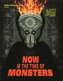 Now Is the Time of Monsters: A Graphic Discourse on Predatory Capitalism